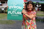 Our Byron participant at Byron Market